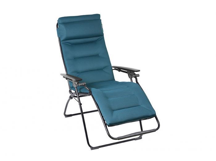 lafuma futura relaxsessel air comfort coral blue 6893. Black Bedroom Furniture Sets. Home Design Ideas