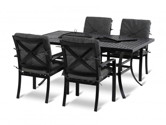 hartman jamie oliver dining set gartenm bel. Black Bedroom Furniture Sets. Home Design Ideas