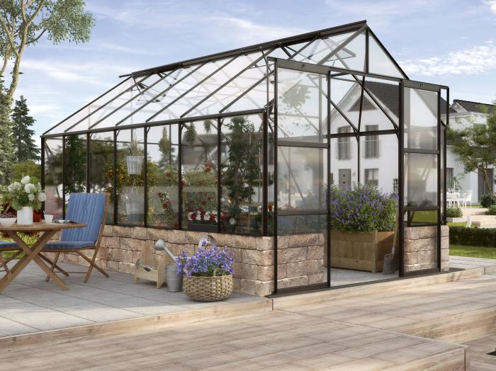 gew chshaus aluminium. Black Bedroom Furniture Sets. Home Design Ideas