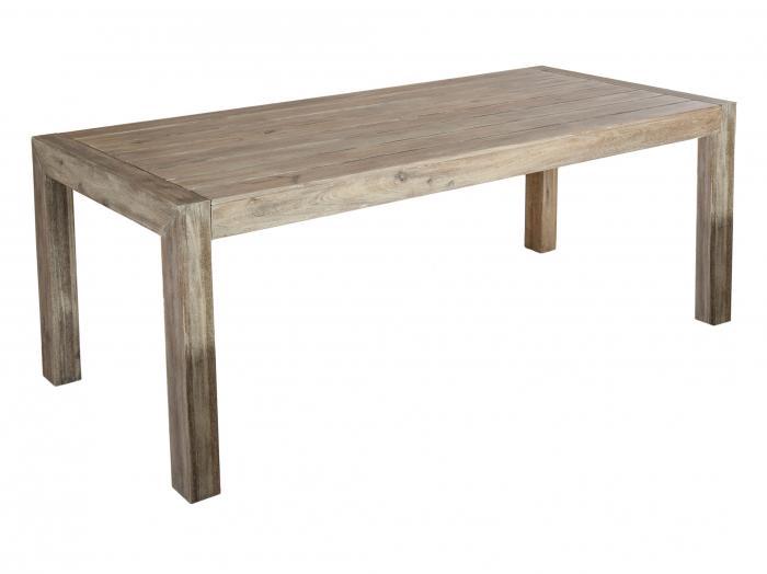 Alexander Rose Akazie Tisch 610, Grau