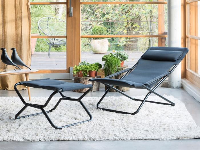 Lafuma Transabed Relaxliege Air Comfort Acier 6135 | Gartenmöbel ...