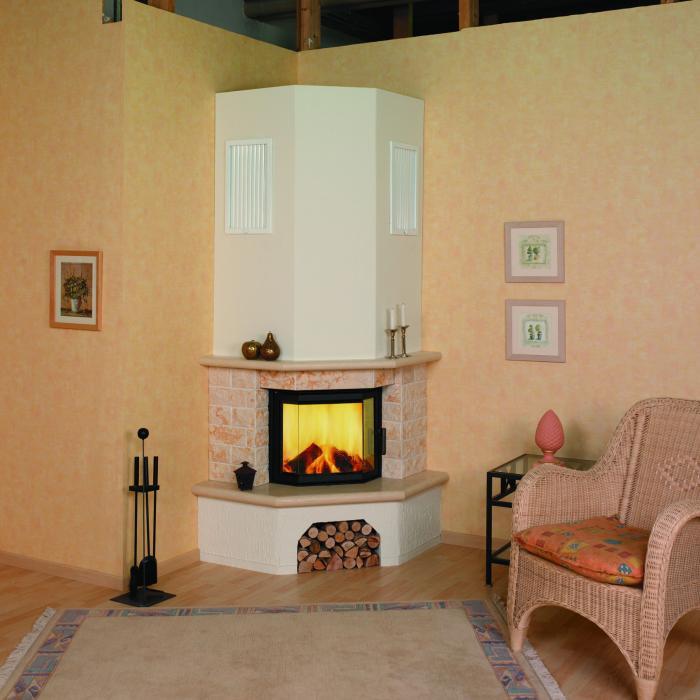 hark kaminbausatz 8kw vermont marmor classico beige. Black Bedroom Furniture Sets. Home Design Ideas