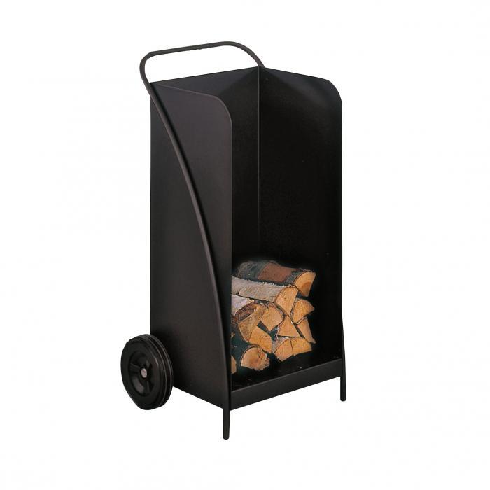 heibi kaminholzwagen 52285 028 holzwagen holzkorb kaminkorb brennholzwagen ebay. Black Bedroom Furniture Sets. Home Design Ideas