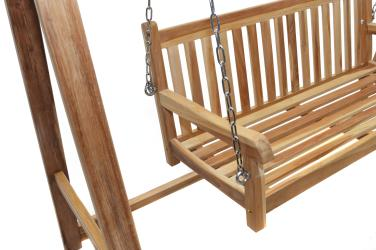 plo virginia schaukelbank eco premium 1080159. Black Bedroom Furniture Sets. Home Design Ideas