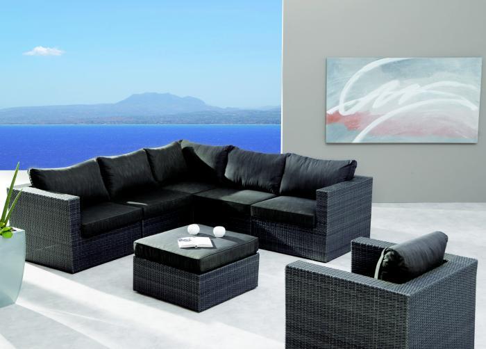 best aruba fu hocker gartenm bel. Black Bedroom Furniture Sets. Home Design Ideas