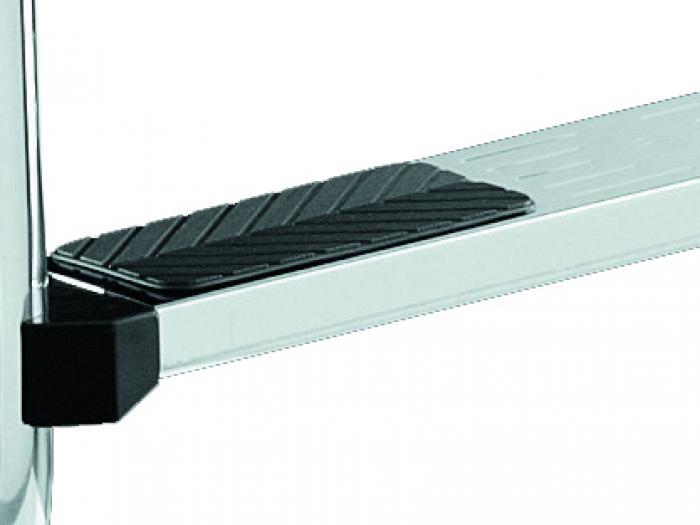 die breiten trittstufen sorgen f r ein sicheres auftreten. Black Bedroom Furniture Sets. Home Design Ideas