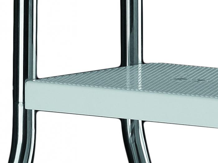 ideal hochbeckenleiter 4 4 stufen pool zubeh r. Black Bedroom Furniture Sets. Home Design Ideas