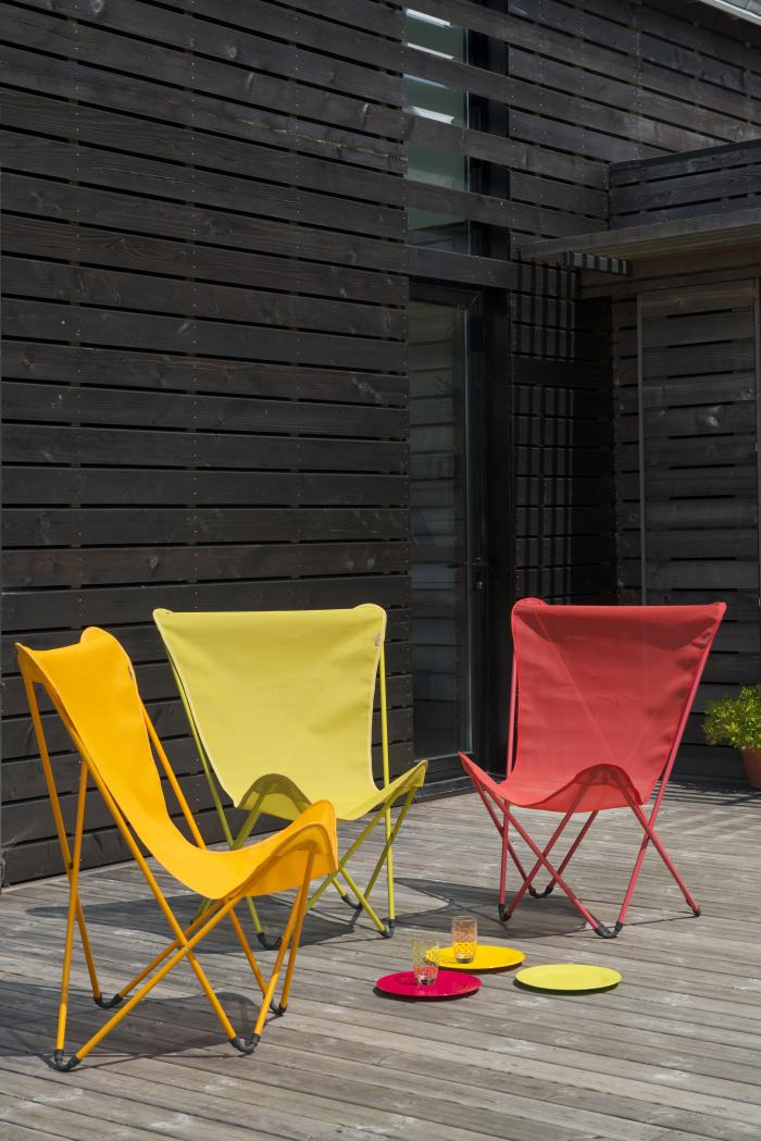 lafuma klappstuhl maxi pop up aurore 6892 gartenm bel. Black Bedroom Furniture Sets. Home Design Ideas