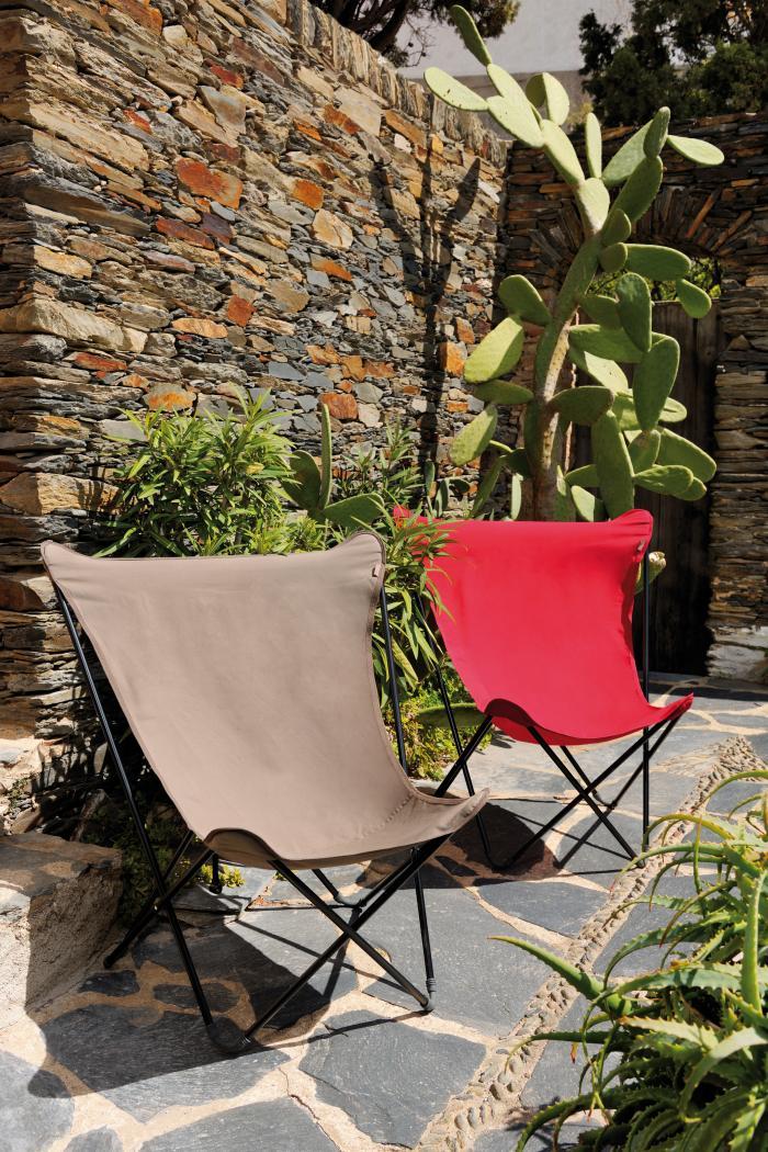 lafuma klappstuhl maxi pop up gres 6535 gartenm bel. Black Bedroom Furniture Sets. Home Design Ideas