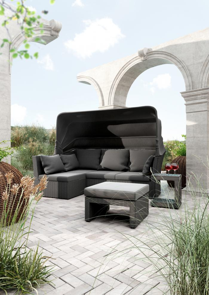 plo rocking lounge set 7287663 gartenm bel. Black Bedroom Furniture Sets. Home Design Ideas