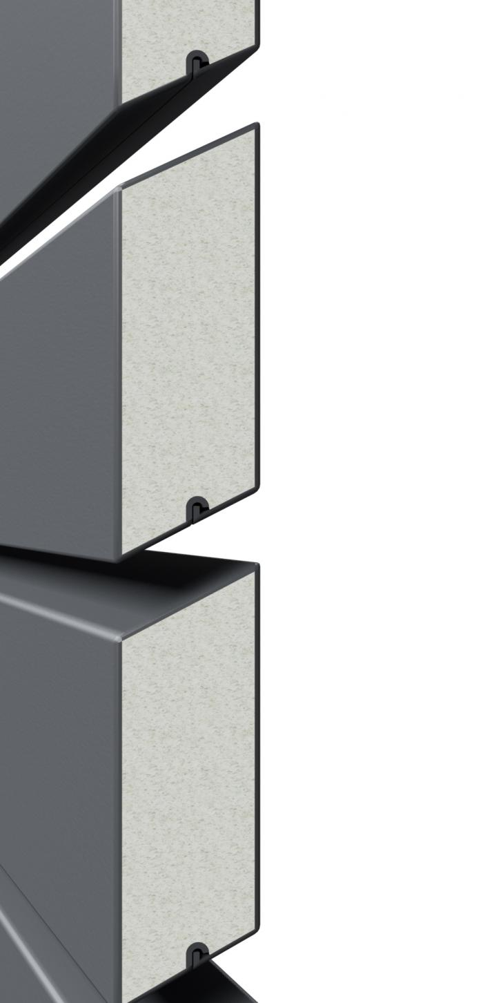 Zaunfeld Design Rhombus Anthrazit 2681 Links 90x180 Auf 90cm
