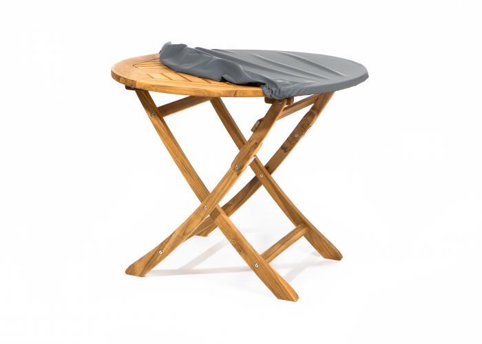 Gartenmobel Set Nizza : Heinemeyer Teak Safe Tischplattenhaube rund bis 180cm  Schutzhauben