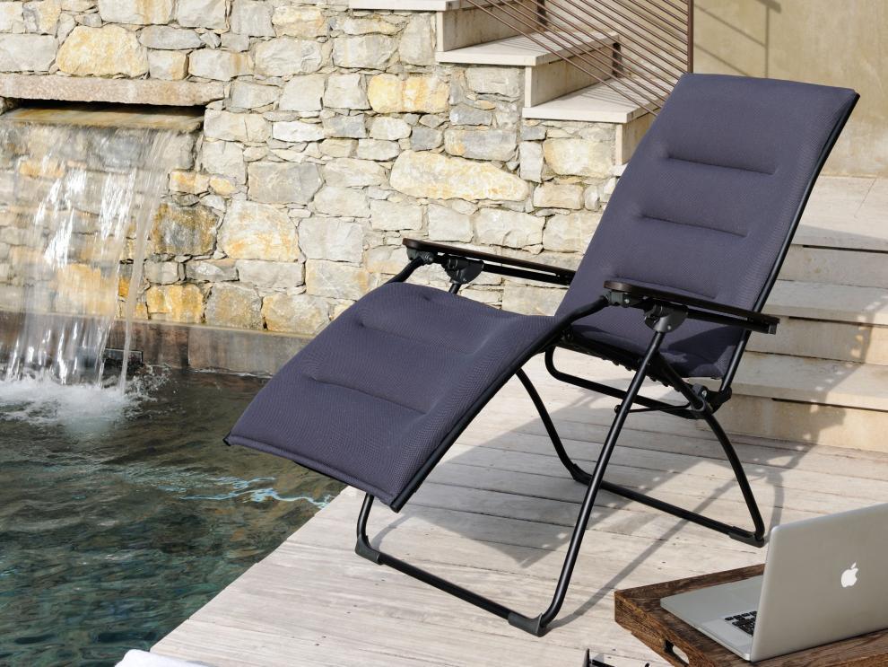 Ungew 246 Hnlich Lafuma Relaxliege Evolution Air Comfort Ideen