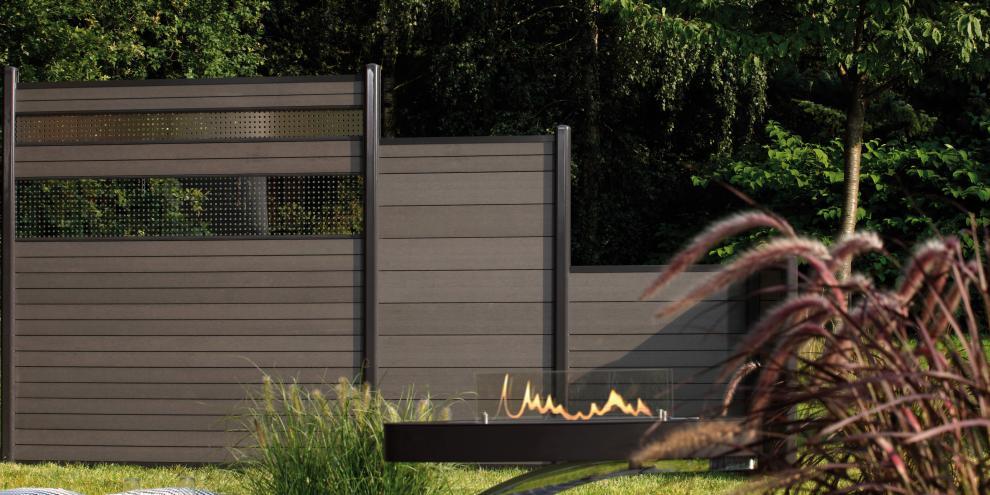 terrassen wpc windschutz home design inspiration und. Black Bedroom Furniture Sets. Home Design Ideas