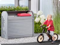 gartenhaus biohort storemax. Black Bedroom Furniture Sets. Home Design Ideas