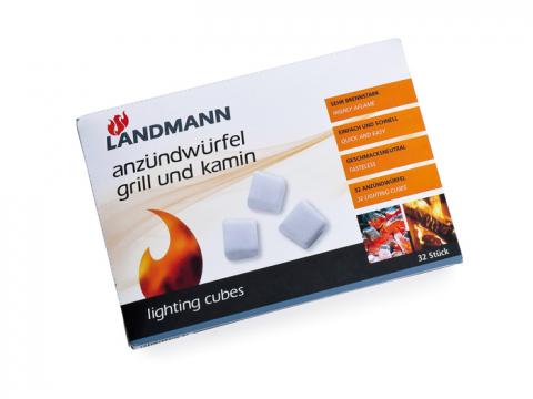 Landmann Petroleum-Grillanzünder 31g 143 52,80 EUR/kg; 4000810001439