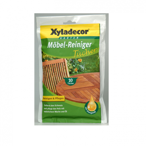 Akzo Nobel Xyladecor Möbel-Reinigungstücher 10 Stück 0,33 EUR/Stk; 4007591705778