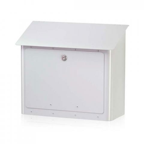Heibi Postkasten Gran-Securo 5 weiß