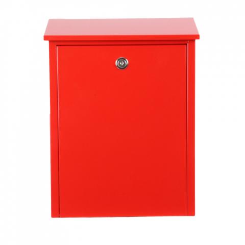Allux Briefkasten 200R, Rot 5701701542077