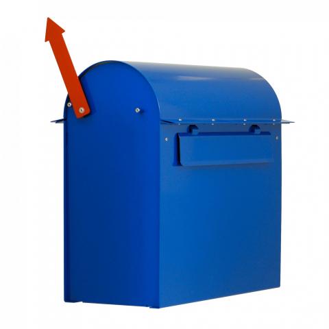 Max Knobloch Briefkasten Big Max DB6010-BL 4016385200191