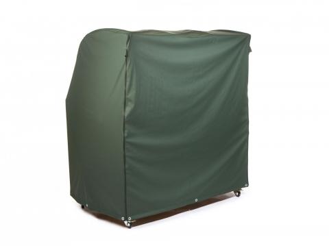 Heinemeyer Teak Safe Strandkorbhaube 125 x 90cm Farbe: grün 4004287704640