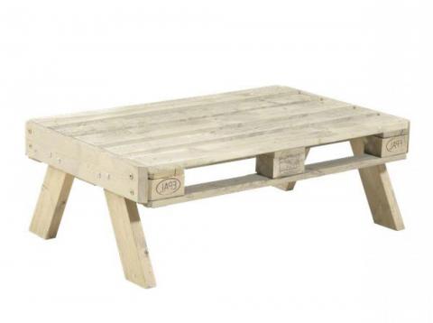 Plus Paletten-Tisch natur 5703393727732