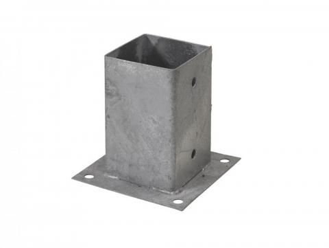 Plus Cubic Pfostenfuß 9x9cm 5703393170019