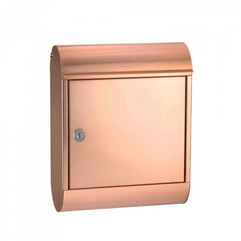 Renz MEFA Briefkasten Topaz 842, Kupfer 5701867016313