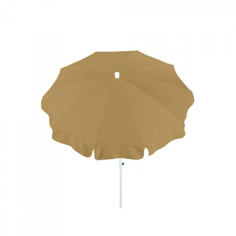 Zangenberg Husum Sonnenschirm D:200cm, Beige 4004365222905