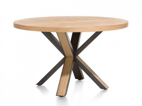 Habufa Möbel Habufa Ovada Tisch rund 130cm 8718529138341