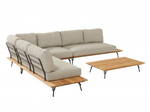 Csun 4Seasons Cucina Lounge-Set 3