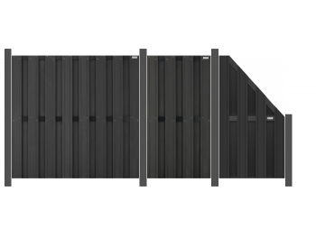 sichtschutz wpc sonstige preisvergleiche erfahrungsberichte und kauf bei nextag. Black Bedroom Furniture Sets. Home Design Ideas