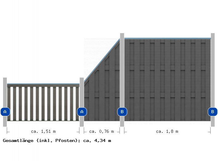 punktfundament zaun bauanleitung punktfundament selber bauen bauplan auf guter trick f r. Black Bedroom Furniture Sets. Home Design Ideas